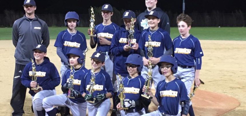 Stikes 13U Second Place Finish!